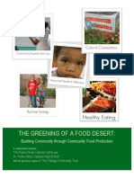 The Greening of a Food Desert