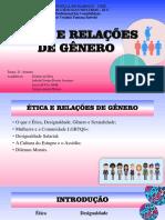 Relações de Gênero - Slides PDF