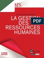 Les ZOOMS - La Gestion Des Ressources Humaines 2015 2016 - 8e Édition by Chloé GUILLOT-SOULEZ (Z-lib.org)