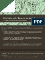 Sistemas de Telecomunicações II - Aula 3