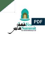Fez Summit Notes