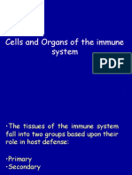 Organs and cells