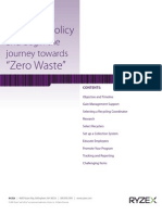 Toward Zero Waste Recycling Handbook