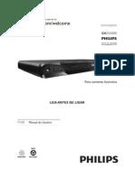 DVD Player Philips DVP3550KMX