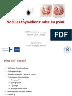 1. Kyrilli - MAP nodule thyr