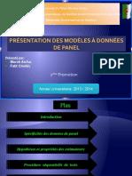 Présentation Panel 2014