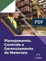 Planejamento, Controle e Gerenciamento de Materiais