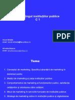 CURS 1 Curs MK Institutii Publice - 020021
