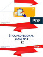 CLASE 3 - LA ÉTICA