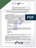 Contrato Plattion - 18XX - RENOVAÇÃO PADRÃO