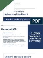 Prezentare PNRR