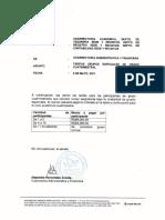 CIRCULAR TARIFAS GRUPOS ESPECIALES CUATRIMESTRAL