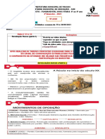 9º ANO HIST. AULAS 31 E 32 - REVOLUÇÃO RUSSA