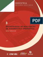 Metodologia de Realização de Diagnótisco Energético