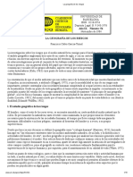 LA GEOGRAFÍA DE LOS RIESGOS - Francisco Calvo Garcia
