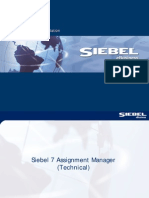 Oracle AssgManager_Tech