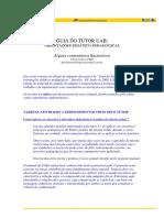 Leitura OPCIONAL (Manual_de_tutoria_da_UAB_comentado)
