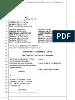 Bob Baffert lawsuit complaint