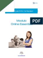 modulo Online Essentials