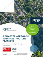 A Smarter Approach to Infrastructure Planning