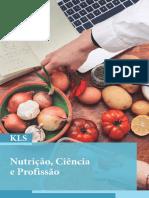 Nutrição, Ciência e Profissão Livro_unico