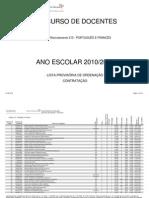 210 - Português e Francês