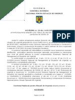 Hotarare CNSU Nr. 29 Din 14.05.2021 (1)