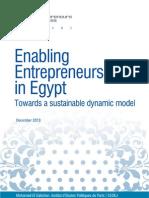 Egypt Entrepreneurship Report