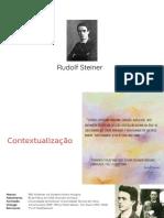 Rudolf Ssteiner e O Metodo Pedagogico Waldorf