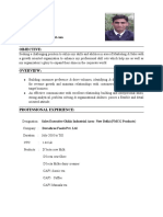 Arif Exeprience Pic Resume - Copy
