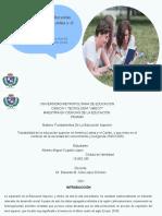 Trazabilidad de la educación superior en América Latina y el Caribe