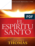 El Espiritu Santo (Spanish Edit - Geoffrey Thomas