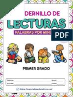 Lecturas Por Minuto Materialeducativo.net 1er. Grado