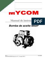 Bomba de Oleo M50P
