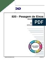 820 - Pesagem de Eixos