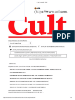 Ensaio Publicado - O Tupi e o Alaúde, Ainda - Cult
