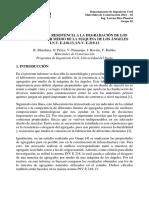 ANÁLISIS DE LA RESISTENCIA A LA DEGRADACIÓN DE LOS AGREGADOS POR MEDIO DE LA MÁQUINA DE LOS ÁNGELES I.N.V. E-218-13, I.N.V. E-219-13