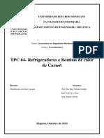 TPC #4- Termodinamica