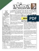 Datina - 14.05.2021 - prima pagină