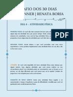 DIA 4 - Atividade Física