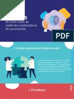 [Infográfico] 10 dicas para saúde mental dos colaboradores
