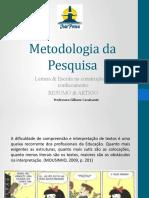 Aula 02 - Metodologia da Pesquisa(1)