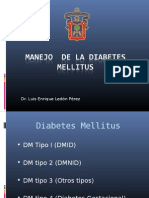ManejodelaDiabetesMellitus