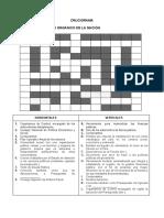 5-CRUCIGRAMA-PRESUPUESTO PUBLICO