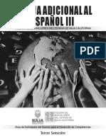 Lengua Adicional Al Espanol III Colegio