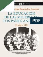 Bermudez I-La educacion de las mujeres