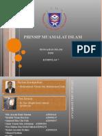 Prinsip Muamalat Islam