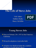 TheLifeofSteveJobs