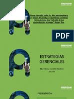 ESTRATEGIAS GERENCIALES