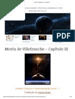 Morin de Villefranche – Capítulo III